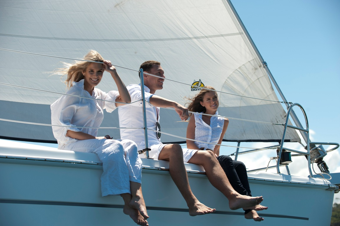 Sydney BY Sail Private Yacht Charter 4